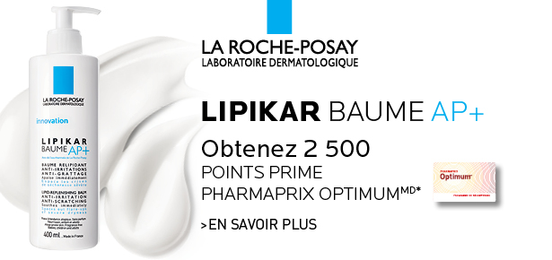 Obtenez 2 500 Points Prime Pharmaprix Optimum